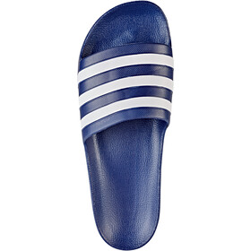 adidas Adilette Aqua Slides Heren, dark blue/ftwr white/dark blue